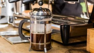 Как приготовить кофе в кофе пресс